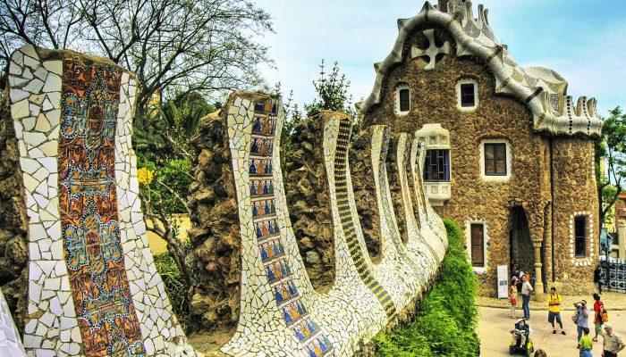 monumentos gaudi barcelona