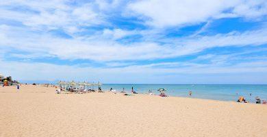 playas de Denia