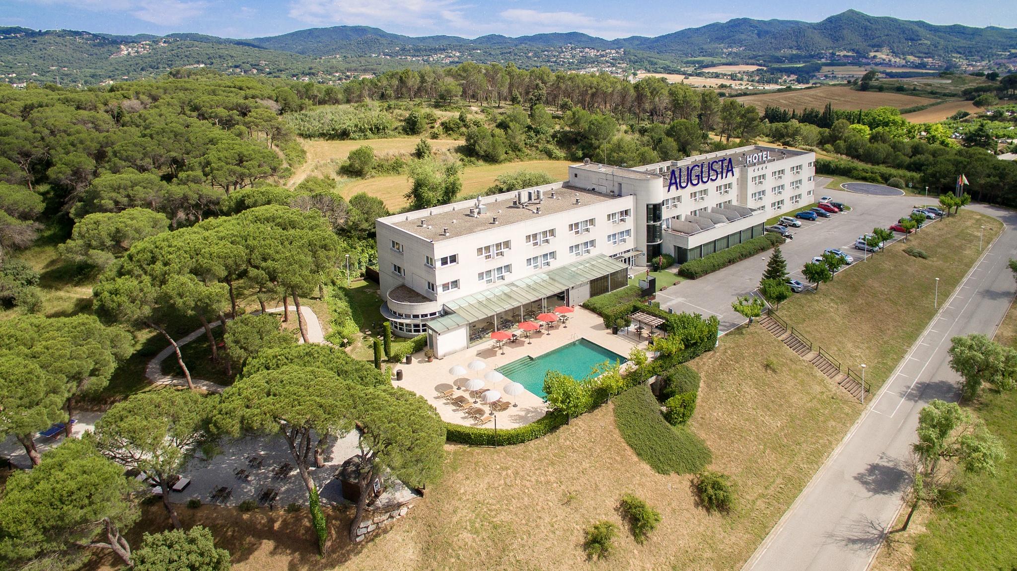 hotel augusta valles en granollers