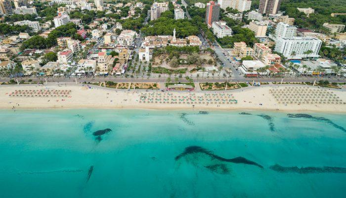 mejores hoteles en Palma de Mallorca