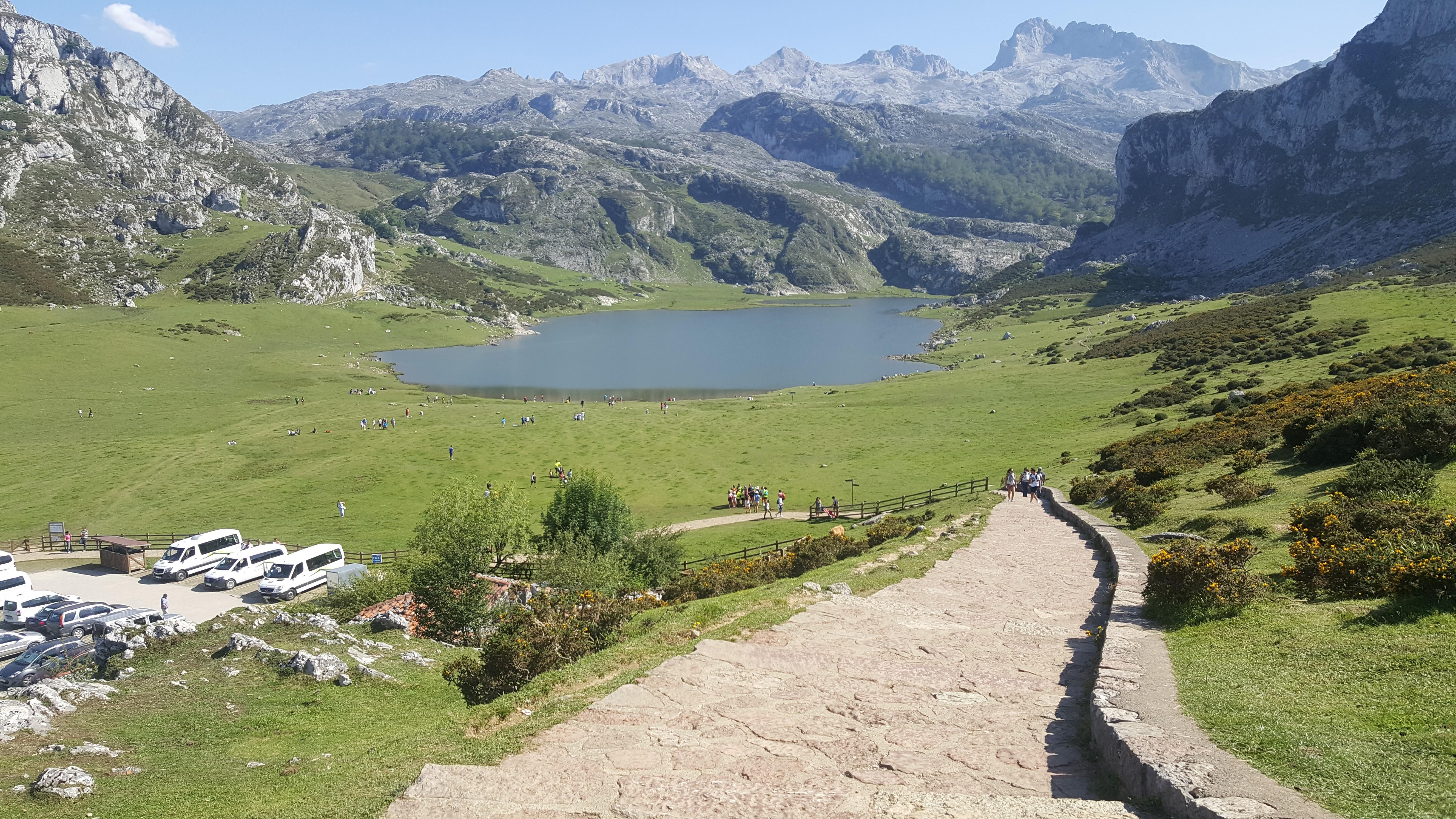 Asturias en verano