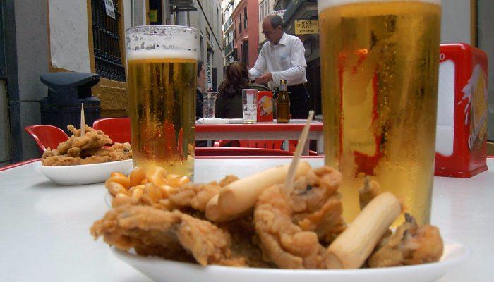 dónde comer en Sevilla
