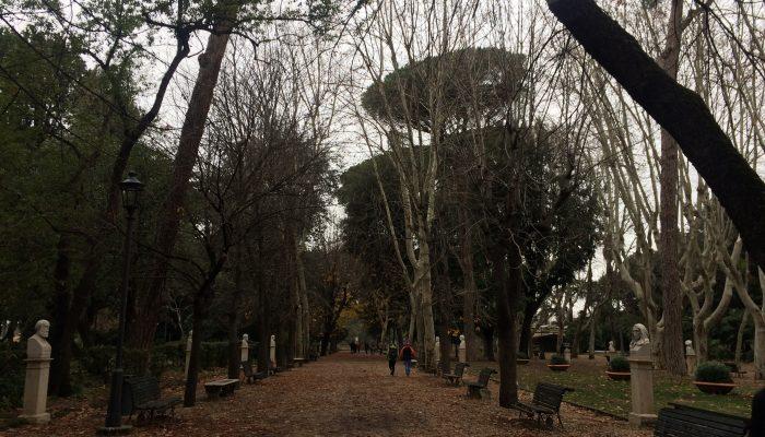 parques de Roma