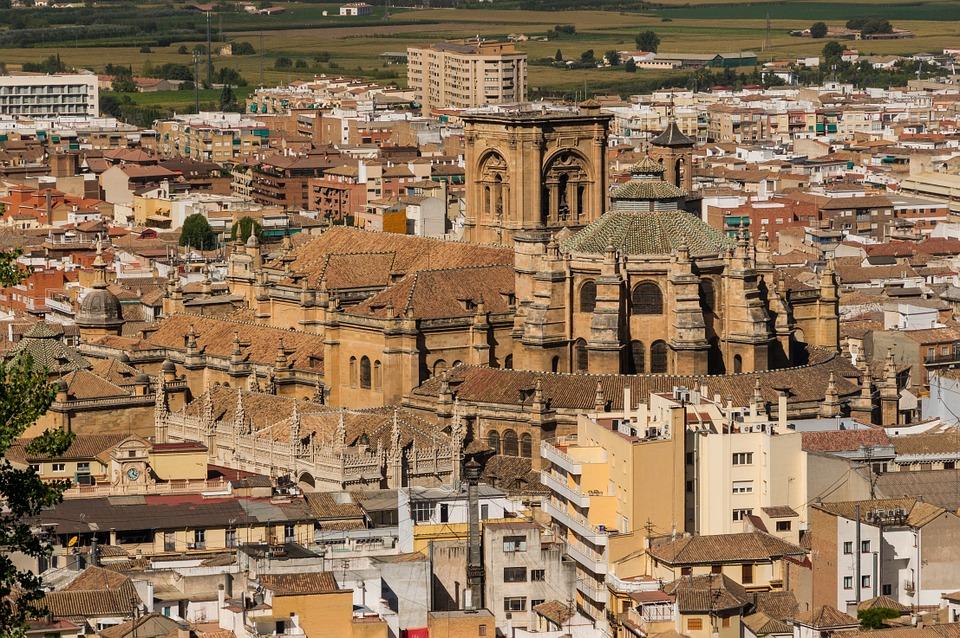 lugares de interés turístico en Granada