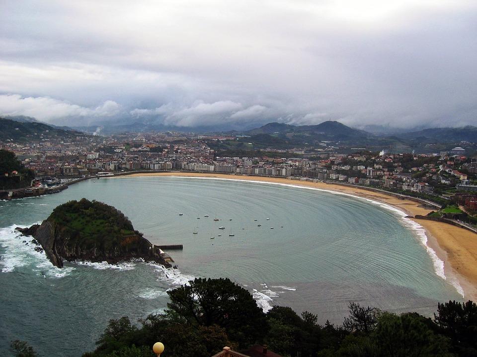 playas de San Sebastián