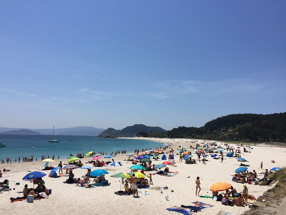 playas bonitas España