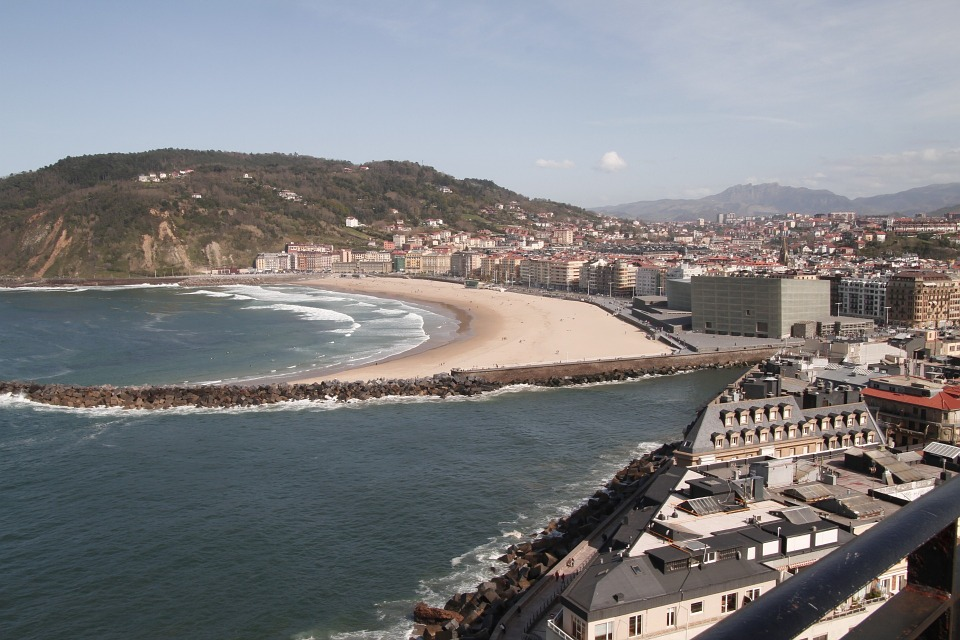 lugares de interés San Sebastián