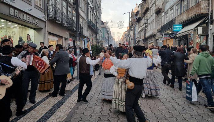 hacer turismo en Oporto
