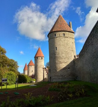qué ver en Estonia