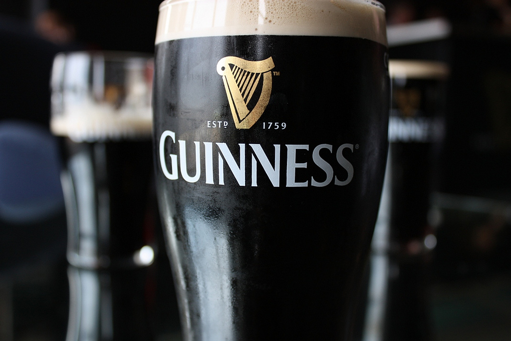 comida y bebida típica de Irlanda
