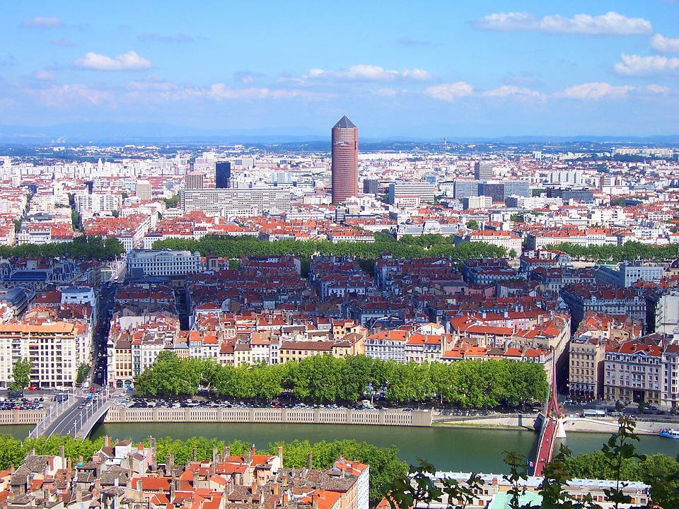 ciudades bonitas francia