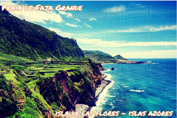 mejores playas islas azores