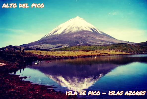 qué ver en la isla de pico