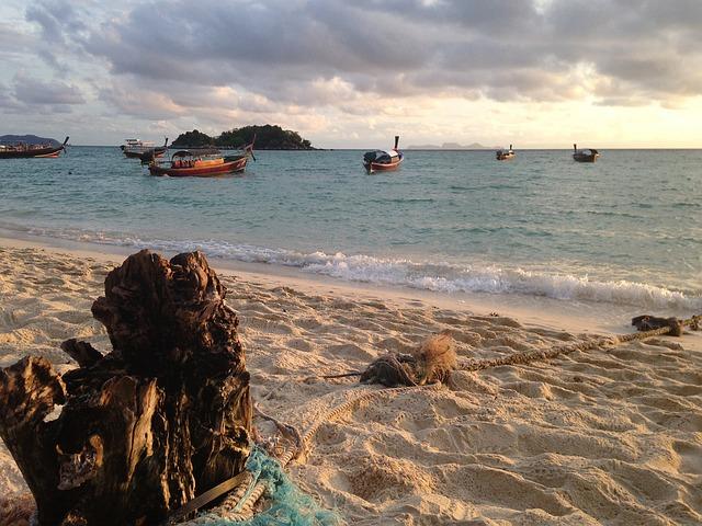 mejores playas Tailandia