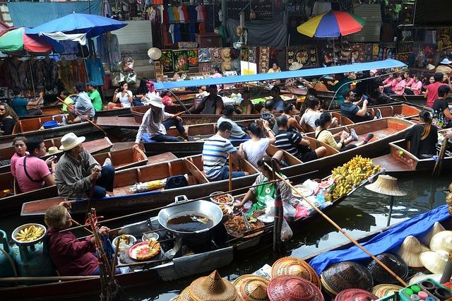 qué comprar en Tailandia