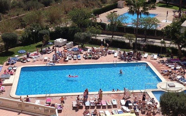 hoteles todo incluido en Benidorm