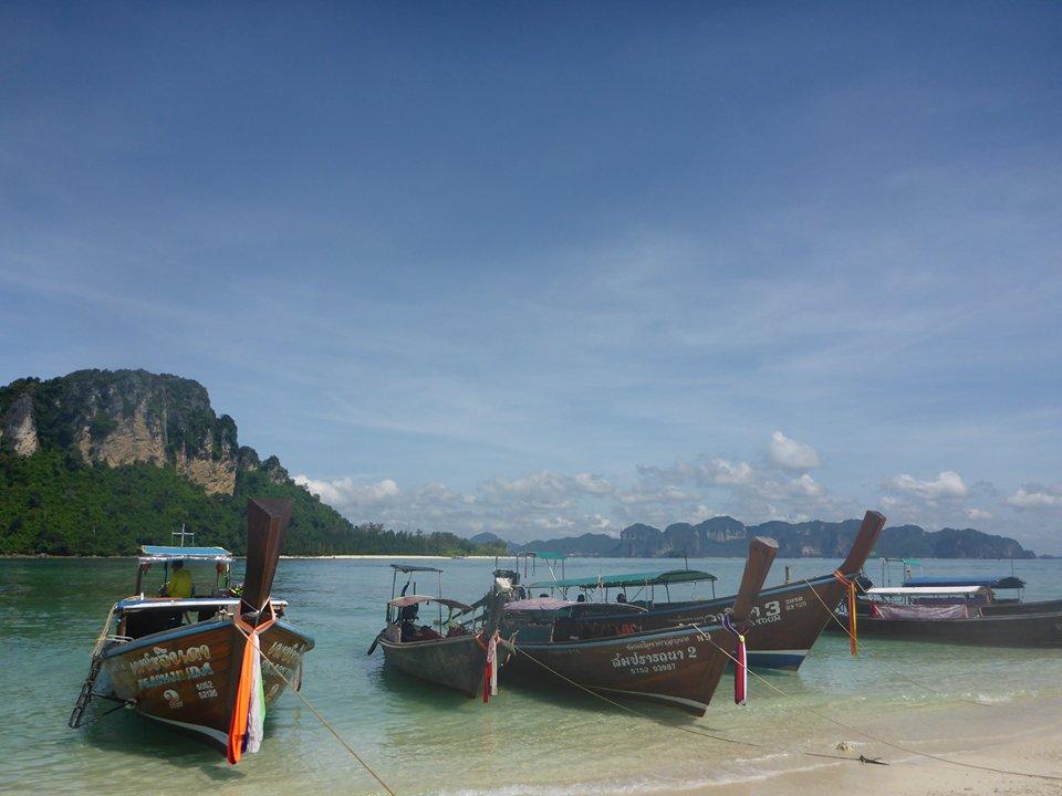 playas bonitas Tailandia