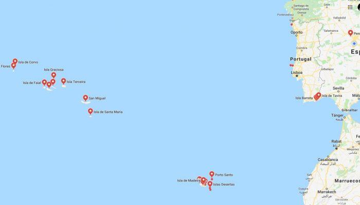islas portuguesas