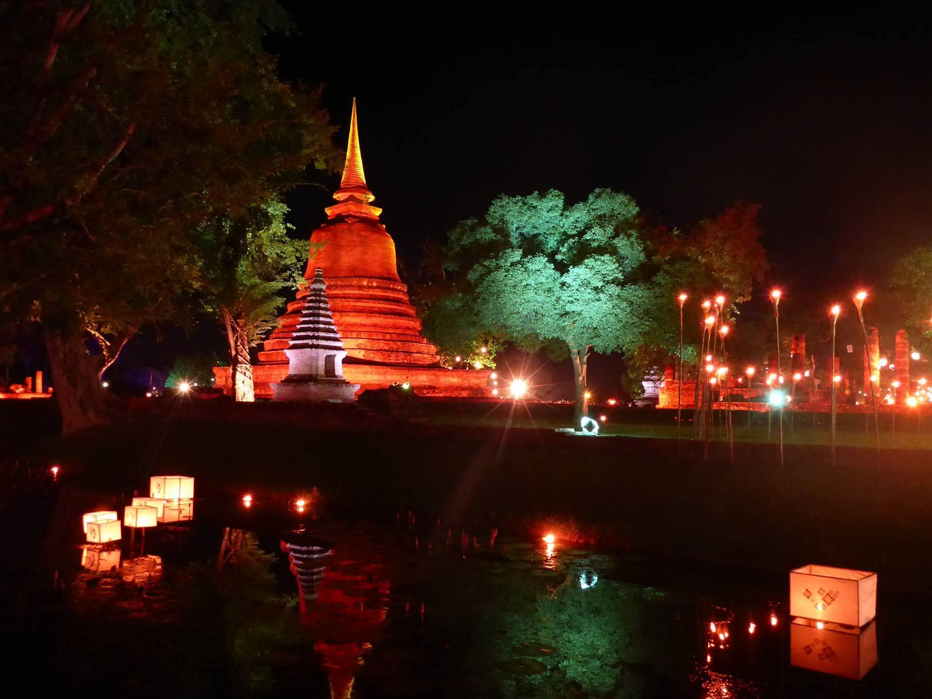 templos que ver en tailandia