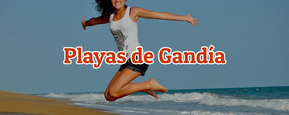 mejores playas de Gandía