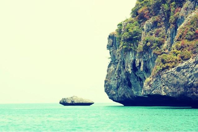 parque marino de Angthong