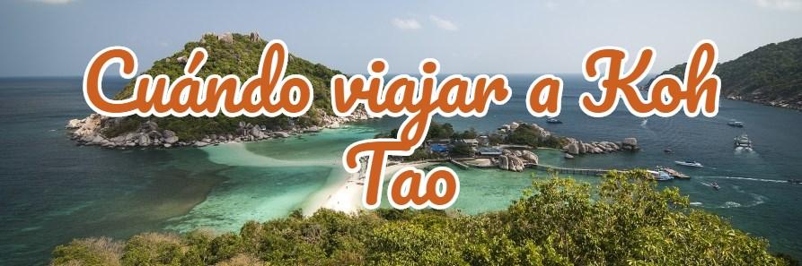 mejor época para viajar a koh tao