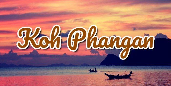 visitar koh phangan
