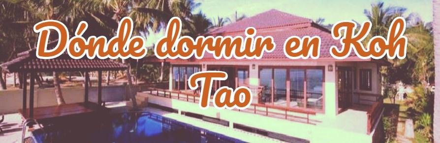 mejores hoteles koh tao