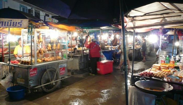 mercadillos de thongsala