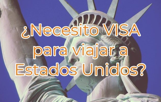 visa para viajar a Estados Unidos
