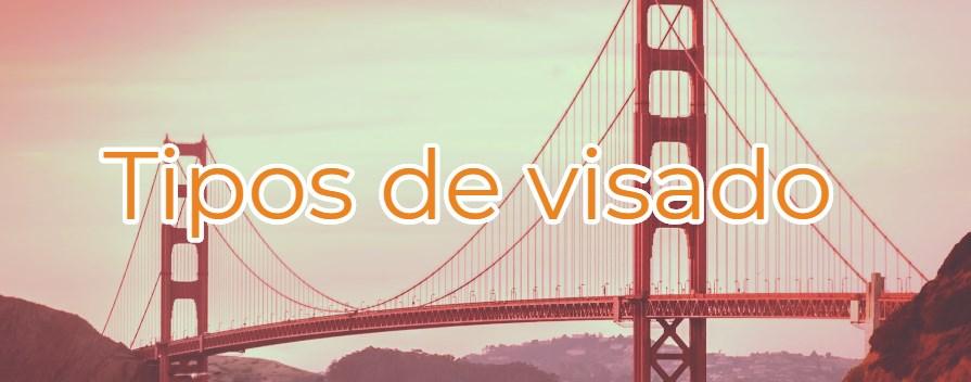 tipos de visa para viajar a EE.UU