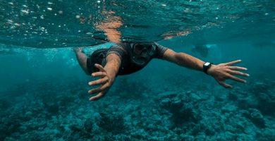 bautismo para principiantes del buceo