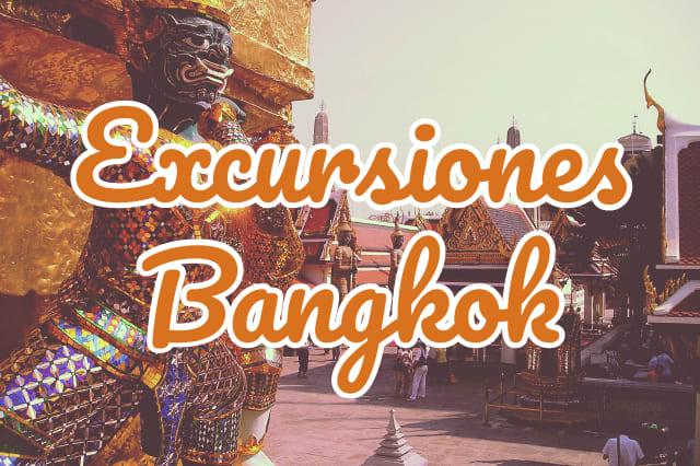 excursiones bangkok