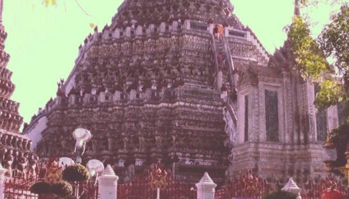 templo del amanecer de bangkok