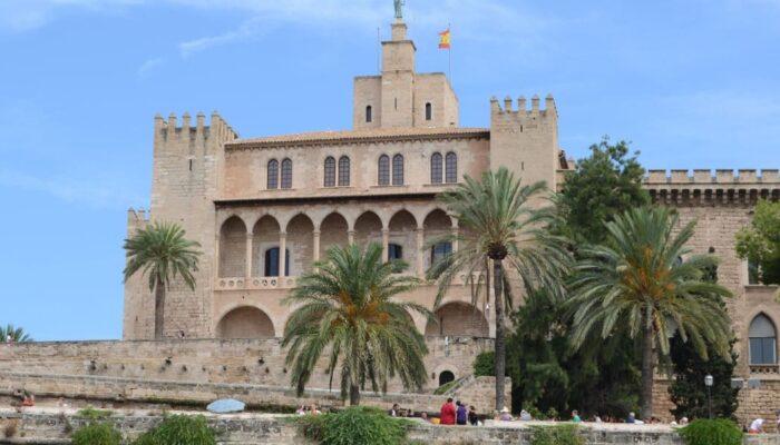 visitar Palacio Real de L'Almudaina en Mallorca