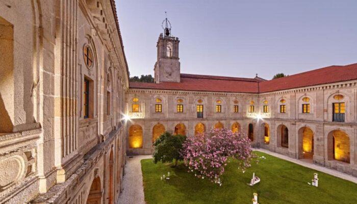 opiniones del hotel monasterio de san clodio
