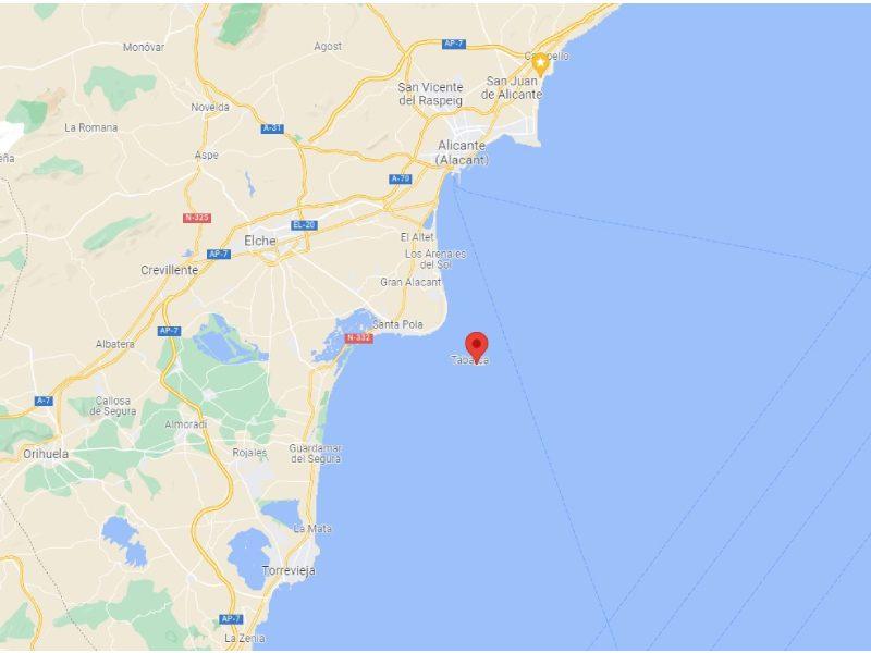 dónde está la isla de Tabarca